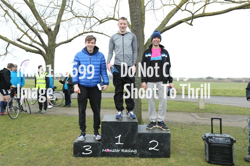 Monster Racing Duathlon – Podium – 11th March 2018