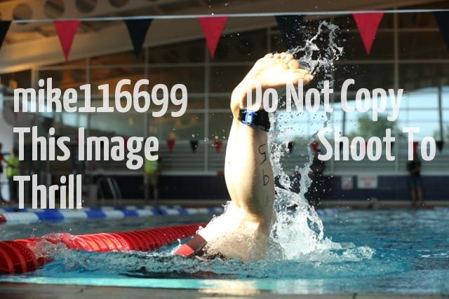 Newmarket Spring Tri – Swim 8.41 – END Swim